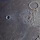 MOON - Archimedes • Timocharis • Wallace • MacMillan • Lambert • Pytheas,                                Oleg Zaharciuc