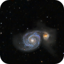 M51 LRVB,                                Davy HUBERT