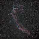 eastern veil nebula,                                Chris