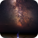 The Boy and The Milky Way,                                Peter Shah
