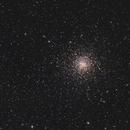 M 4 Globular Cluster in Scorpius,                                Elmiko