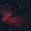 Wizard Nebula  L-eNhance 2019,                                Bob Stevenson
