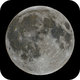 First (near) full Moon in 2020,                                astropical