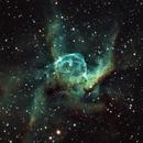 Thor's Helmet NGC 2359,                                Lachezar Krastev