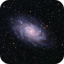 Messier 33,                                DougN