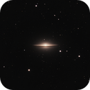 Sombrero Galaxy M104,                                Turki Alamri
