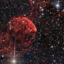 IC  443 - The Jellyfish Nebula,                                GALASSIA 60