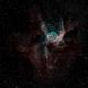 NGC-2359 Thor's Helmet,                                Phil Montgomery