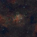 Melotte 15 in Heart Nebula,                                NocturnalAstro