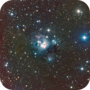 NGC 7129 (HaLRGB),                                Linda