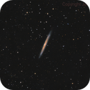 NGC 5907,                                Jens Zippel