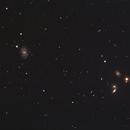 HCG 68 und NGC 5371,                                Josef Büchsenmeister