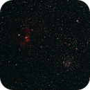 Caldwell 11 Bubble nebula,                                Justin Daniel