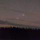 M31 (Andromeda Galaxy) and Comet C/2011 L4 (PANSTARRS),                                HenrikE