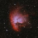 NGC 281 HA OIII RGB,                                Martin Voigt