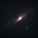 Andromeda Galaxy - M31,                                Ahmed Waddah