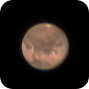 Mars on the evening 2020-10-22,                                Benny Colyn
