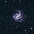 Messier 83 (The Southern Pinwheel),                                Luis Armando Gutiérrez Panchana