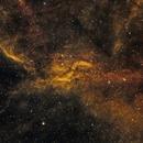 Propeller Nebula - DWB 111,                                Crazy Owl Photography