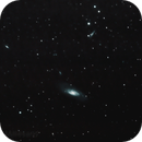 M106 Reprocessed and cropped,                                milliesand
