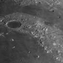 Moon 2020-05-03. Plato and Vallis Alpes,                                Pedro Garcia
