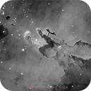 M16 The Eagle Nebula (Mono),                                Tim Jardine