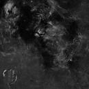 28 frame mosaic of the Constellation Cygnus,                                Kevin Dixon