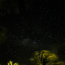 Milky Way (single frame),                                Danusio Junior