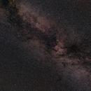 Widefield Cygnus area,                                Xplode