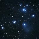 Pleiades - First attempt ,                                isherwoodc