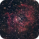 NGC 2244,  news from window Astronomer,                                Frank Lothar Unger