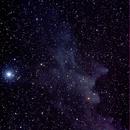 IC2118 Witch Head Nebula in Eridanus,                                Geoff Scott