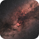 Cygnus Region,                                Keith Hanssen