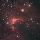 Sharpless 155 Cave Nebula,                                Stephan Linhart