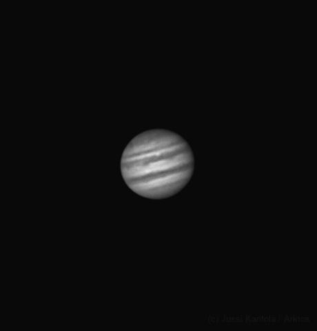 Jupiter,                                Jussi Kantola