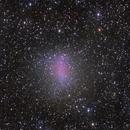 NGC 6822 Barnard's Galaxy,                                Theodore Arampatzoglou
