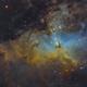 M16 - The Eagle Nebula,                                joelsfallon