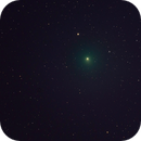 2 hours of Comet 46P/Wirtanen from December 16th, 2018,                                Scotty Bishop