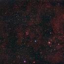 NGC 6604 - Sh 2- 54 - Gum 85,                                GALASSIA 60