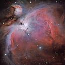 M42 The Great Orion Nebula,                                Tim Jardine