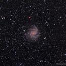 Supernova SN2017eaw in NGC6946,                                DeepSkyView