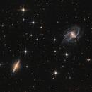 NGC5905 and NGC5908,                                Bart Delsaert