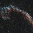 The Eastern Veil Nebula, NGC 6992,                                Steven Bellavia