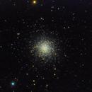 M13 - 20200621 - Meade 2045D at F4,                                altazastro