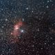 NGC7635 - Nébuleuse de la bulle,                                Gilles Romani