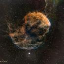 Jellyfish Nebula IC 443  SHO,                                Philippe Oros