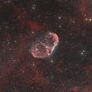 Crescent Nebula,                                Damien Cannane
