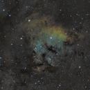 SH2-171 Teddy Bear Nebula SHO,                                apophis
