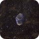 NGC 6888,                                Álvaro Buitrago