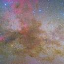 Milky Way near Carina Region,                                Leo Geddes